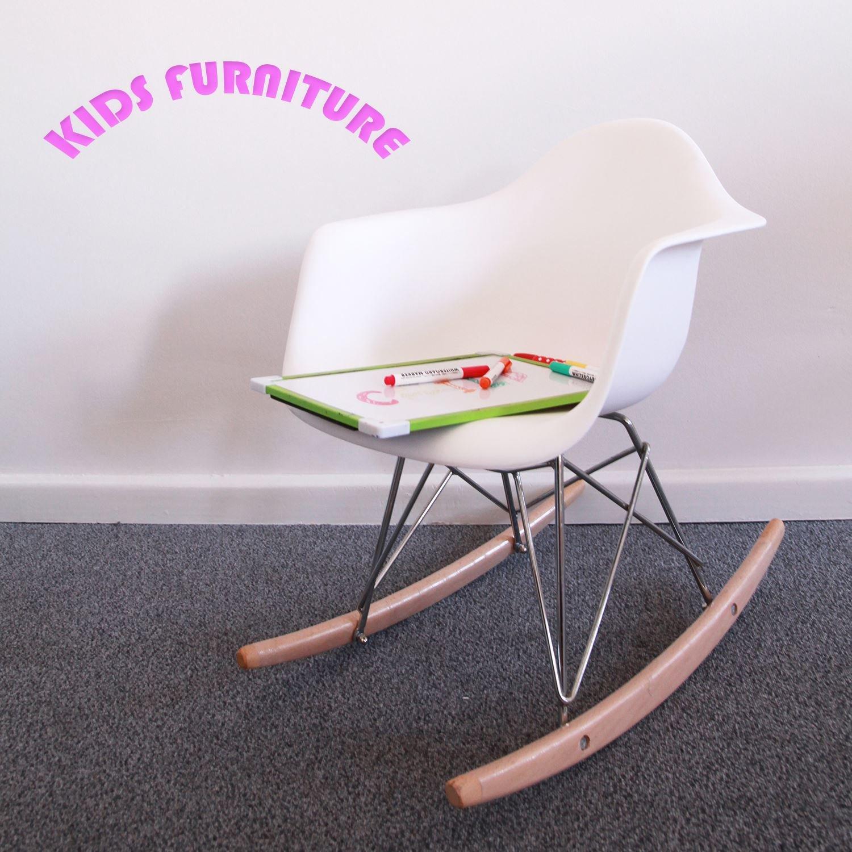 Eames sedia a dondolo per bambini, baby Mobili di pezzi in design retrò Mmilo®