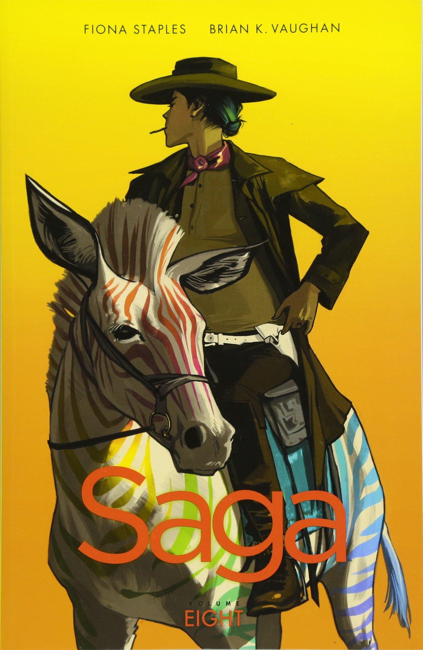 Image result for saga volume 8