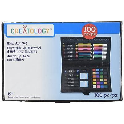 Kids Art Set, 100 Piece by Creatology: Arts, Crafts & Sewing