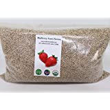 Rye Berries, 5 Pounds USDA Certified Organic, Non-GMO Bulk, Product of USA, Mulberry Lane Farms