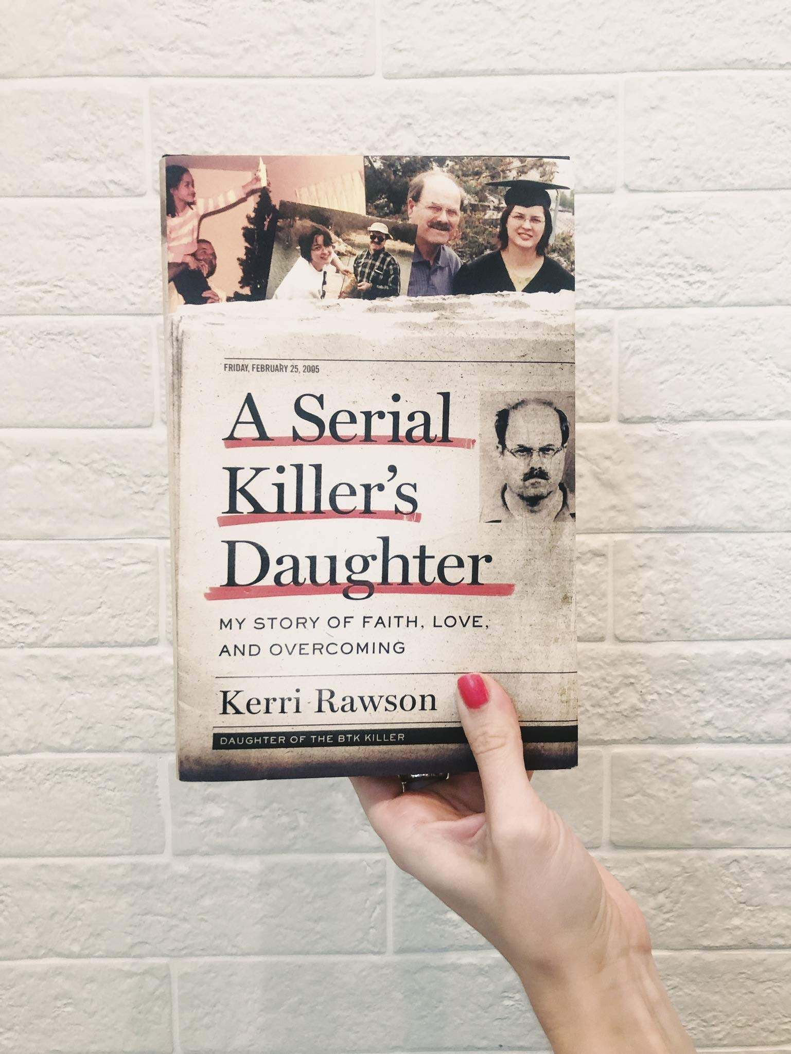 Love A Serial Killers Daughter and Overcoming My Story of Hope