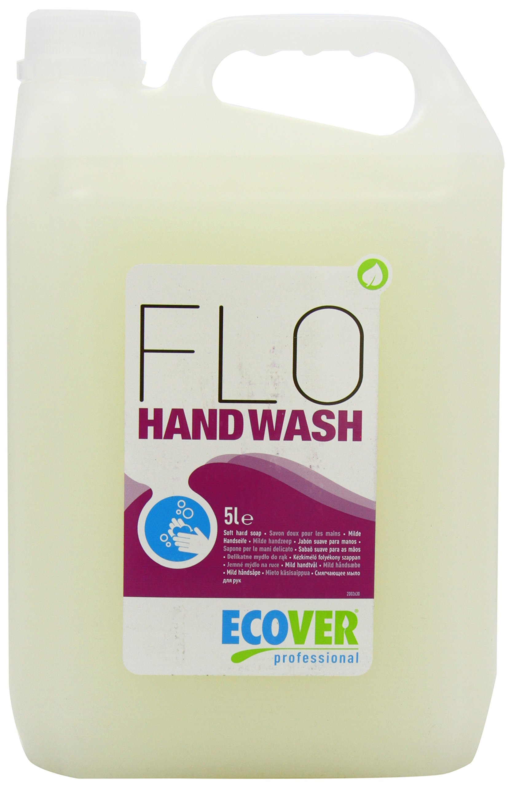 Ecover Flo Hand Wash 5 Litre