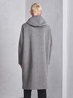 Duffle Coat 1125-343-6552: Light Grey