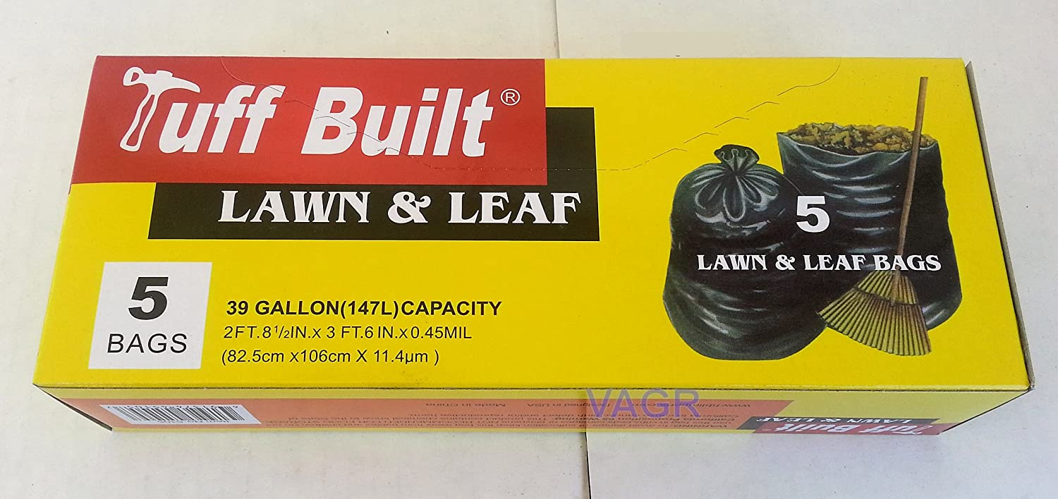 Lawn and Leaf Bags 5 bags
