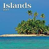 Turner Photo 2017 Islands Photo Mini Wall Calendar, 7 x 14 inches Opened (17998950009)