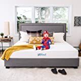 """Sunrising Bedding 8"""" Natural Latex Queen Mattress, Individually Encased Pocket Coil, Firm, Supportive, Naturally Cooling, Non"""