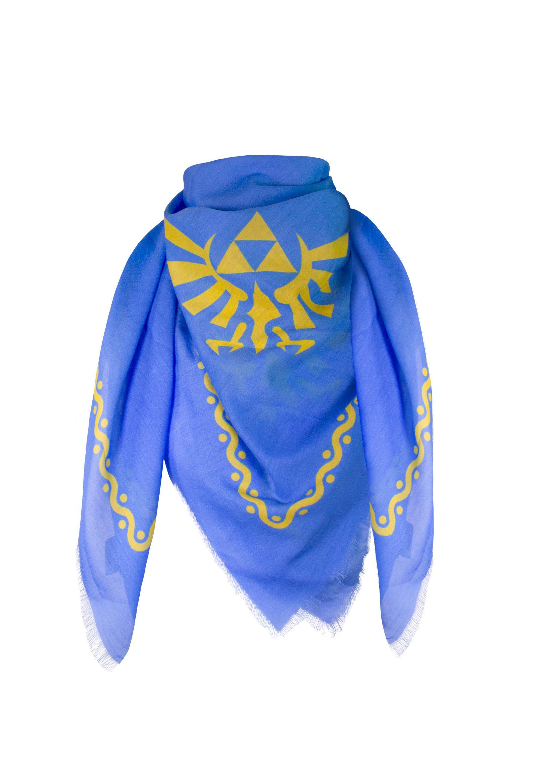 Musterbrand Zelda Scarf Princess Zelda Blue ONE
