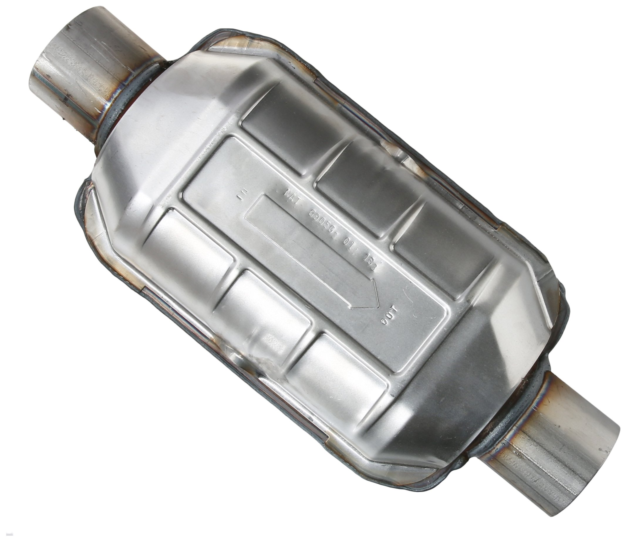 AP Exhaust 602205 Catalytic Converter by AP Exhaust Products