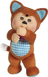 "Cabbage Patch Kids 9"" Ruby Fox Cutie Doll"