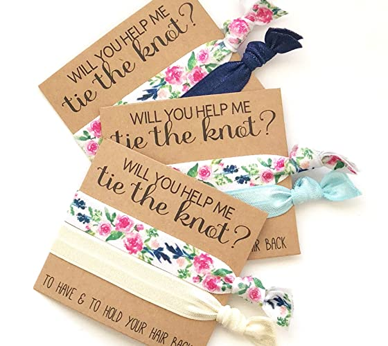 Amazon.com  Set of 3 Will you help me Tie the Knot  20e33835996
