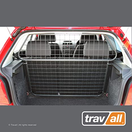 Travall Guard Hundegitter Tdg0385 Maßgeschneidertes Trenngitter In Original Qualität Auto