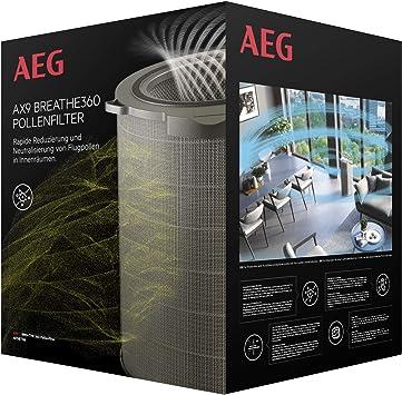 AEG 900 922 982 Filtro de Polen para purificador de Aire AX91 ...