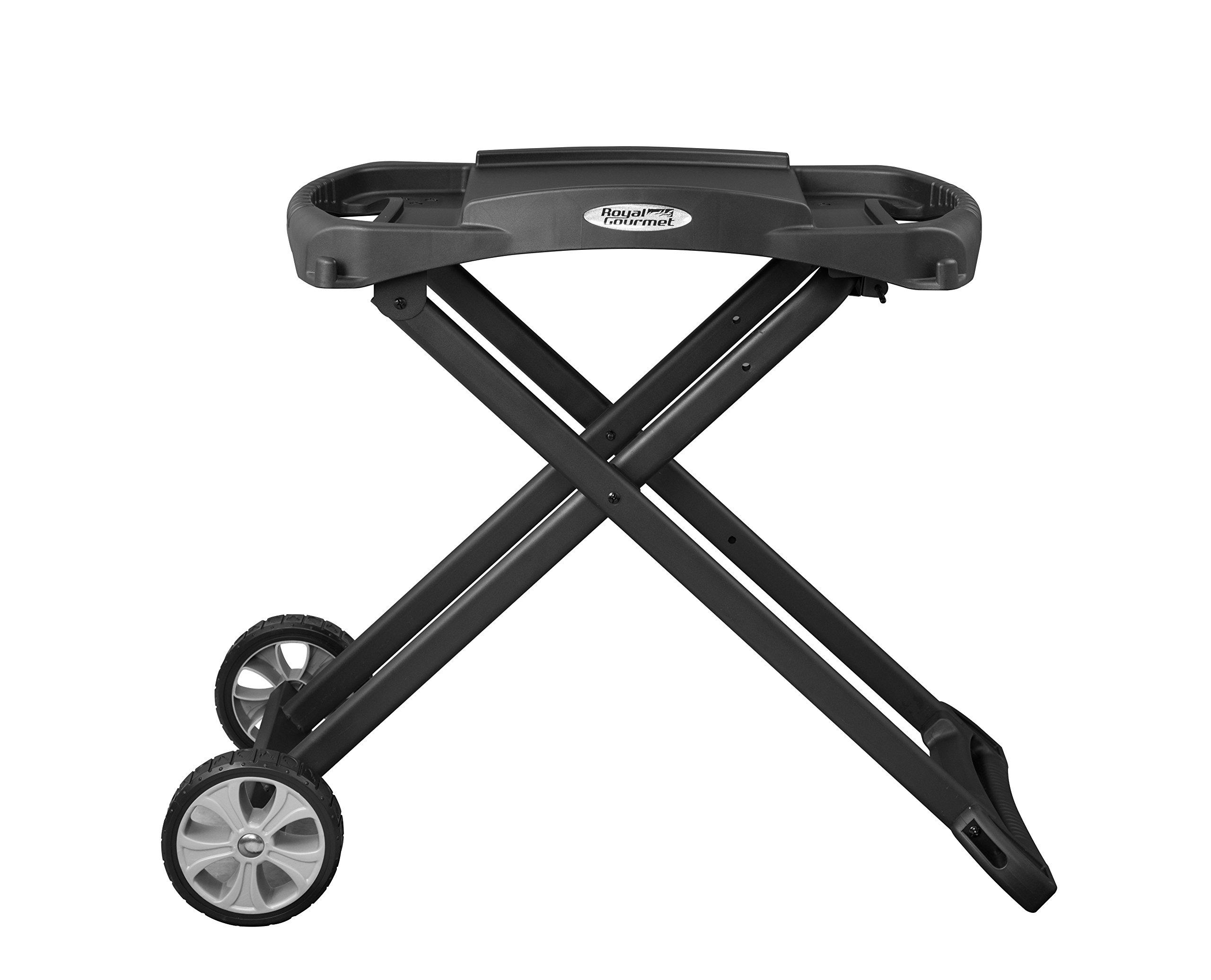 Royal Gourmet PGC01 Portable Folding Trolley Cart