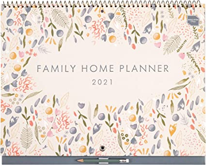 en anglais) Family Home Planner Boxclever Press. Calendrier