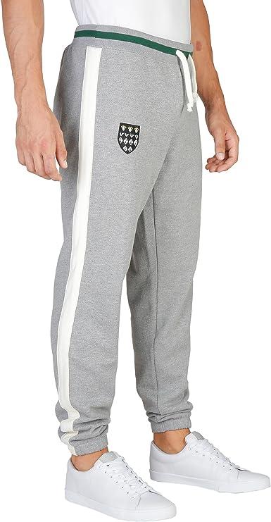 Oxford University Pantalón Deporte Gris Jaspeado XL: Amazon.es: Ropa y accesorios