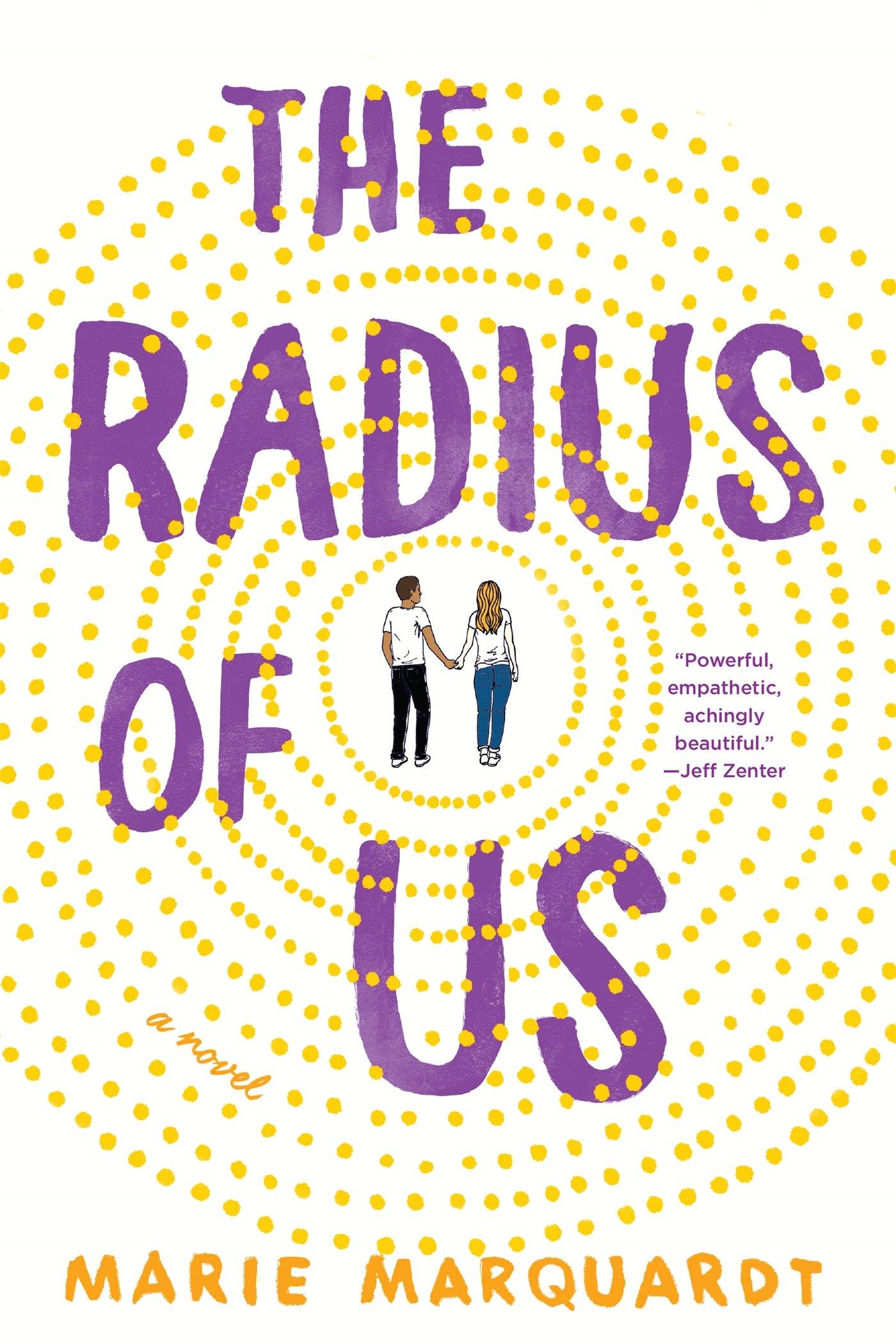 Amazon The Radius Of Us A Novel 9781250096890 Marie