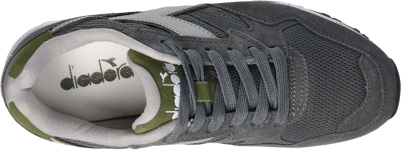 Diadora - Sneakers N902 S pour Homme et Femme Gris Grigio Ghiaccio 75073