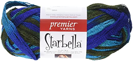 Amazon Com Premier Yarns Starbella Yarn Canyon Surprise