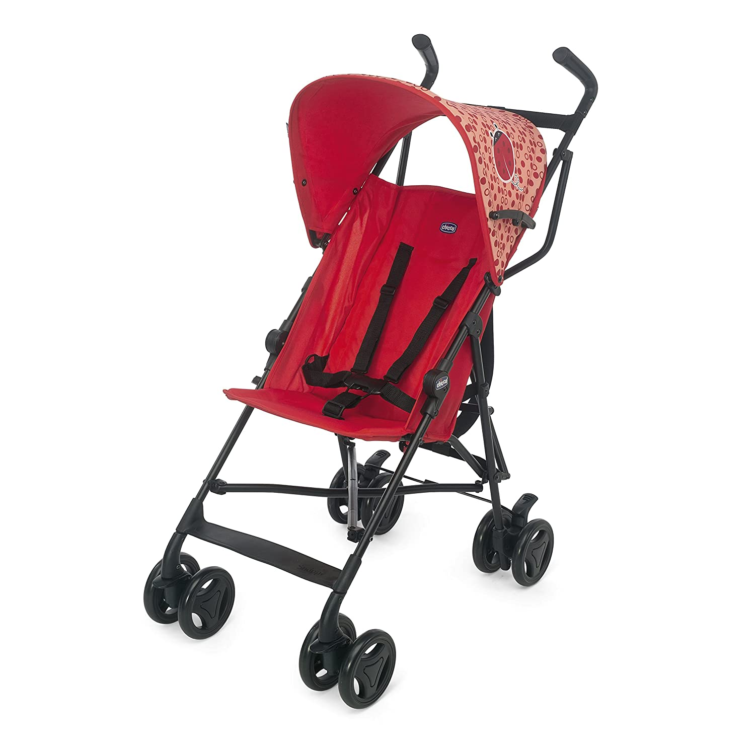 Chicco 08079558370000 Buggy mariquita Snappy,