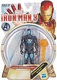 Iron Man 3 Hydro Shock Iron Man 3.75 inch Action Figure