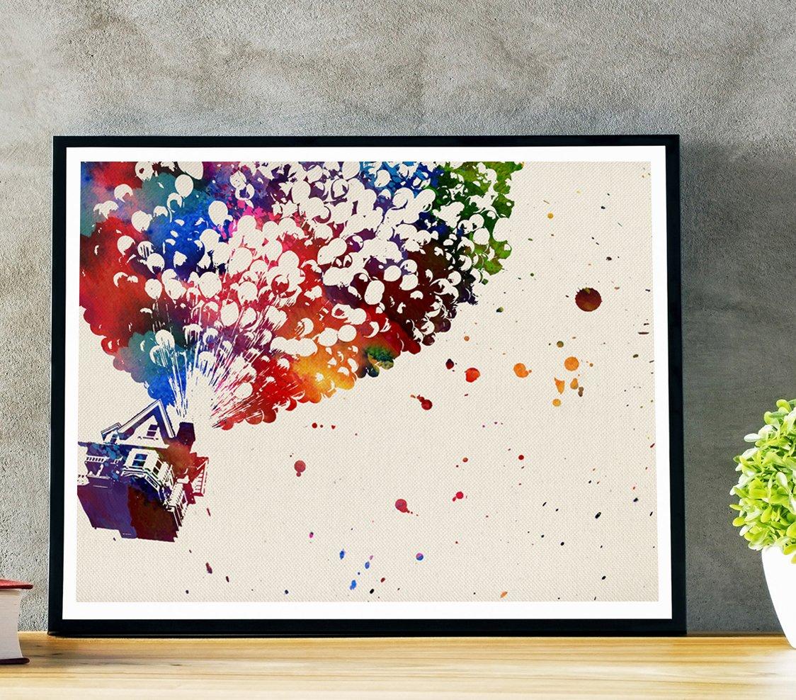 Posters decorativos para pared. Láminas para decorar tu hogar. Papel 250 gramos alta calidad: Amazon.es: Juguetes y juegos