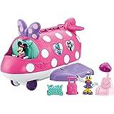 Fisher-Price Disney Minnie, Mouse Bowtique: Polka Dot Jet