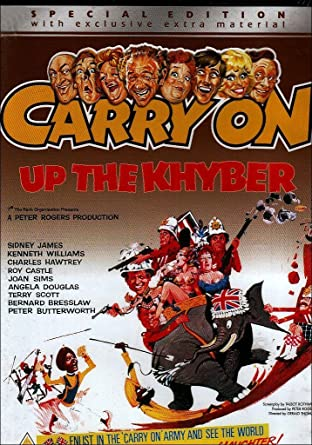 Thomas Halloween Adventures Dvd 2020 Uphe Amazon.com: Carry On Up the Khyber [Region 2]: Kenneth Williams