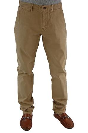 Scotch & Soda Men's Warren Relaxed Slim Fit Chino Pants, W32 / L34, ...
