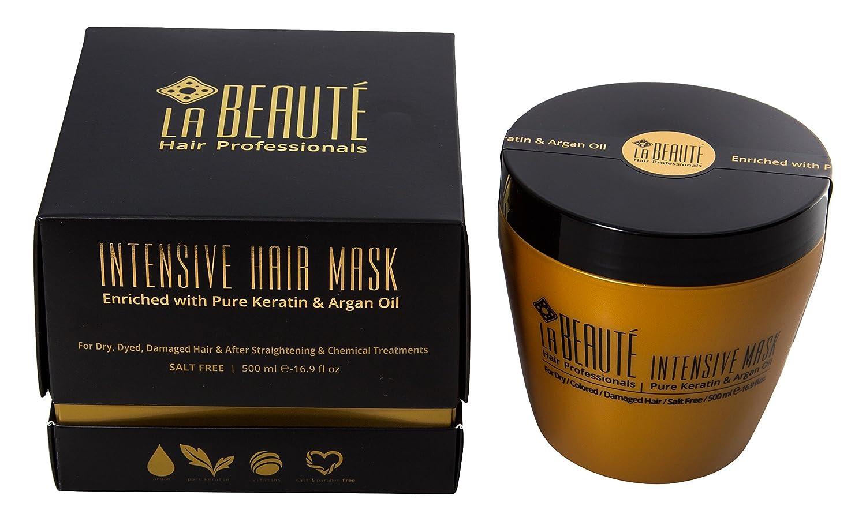 LA BEAUTE Intensive Hair Mask 003
