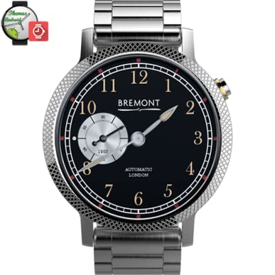 Bremont Wright Brothers 1905 Watch Face Android Wear