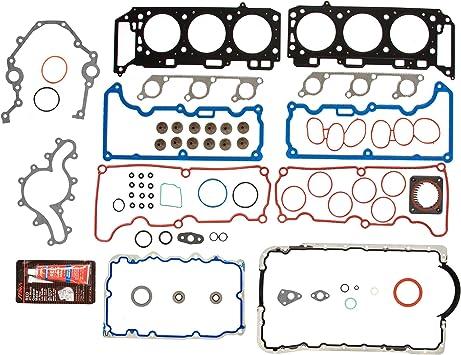 DNJ FULL Gasket Set Fits 2000~2011 Ford 4.0 Liter Multi Layer Steel