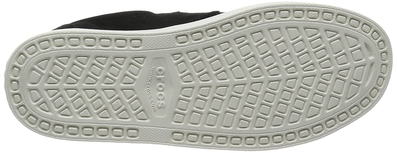 Crocs Mens CitiLane Slip-on Sneaker Flat