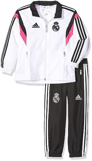 Adidas para Hombre de Manga Corta Camiseta de Entrenamiento Real Madrid: Amazon.es: Deportes y aire libre
