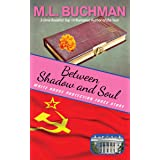 Between Shadow and Soul (White House Protection Force story Book 2)