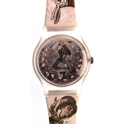 Alice: reloj de pulsera