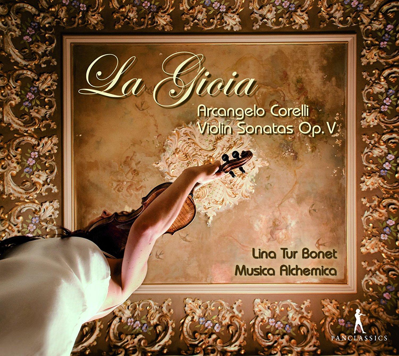 Libros Para Descargar En Corelli: La Gioia – Violin Sonatas Op. V/ Lina Tur Bonet Formato PDF