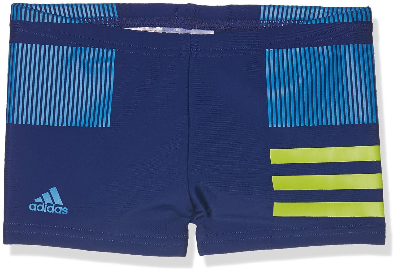 adidas Infinitex Colourblock 3-Streifen Boxer Jungen Badehose
