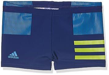 adidas Infinitex Colourblock 3 Streifen Boxer Jungen Badehose
