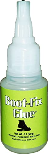 Boot-Fix Shoe Glue review