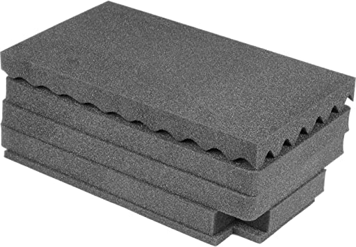 Pelican im2500 Replacement foam set 4 piece foam set for the iM2500 case.