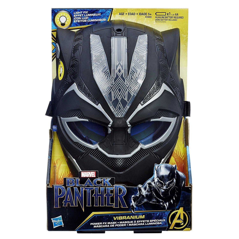 Amazon.com: Marvel Black Panther Vibranium Power FX Mask and Claw Bundle: Clothing