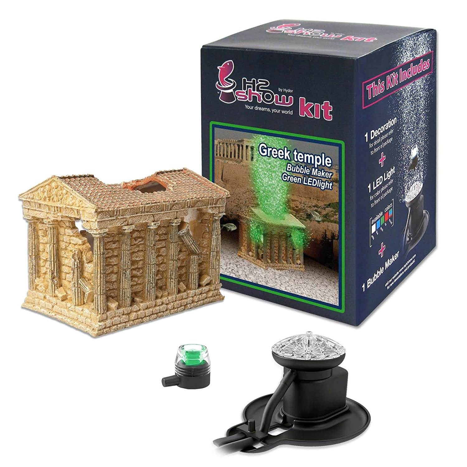 Amazon Hydor H2Show Wonders Ornament Kit Deluxe Crystal