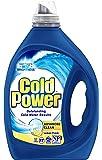 Cold Power Advanced Clean, Lemon Fresh, Liquid Laundry Detergent, 2 Litres, 40 Washloads