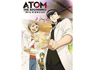 アトム ザ・ビギニング DVD
