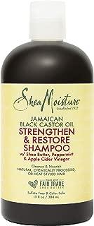 product image for SheaMoisture Jamaican Black Castor Oil Strengthen & Restore for Damaged Hair Shampoo shampoo for Damaged Hair 13 oz