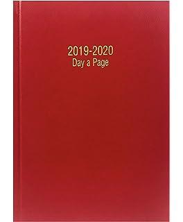 2016-2017 diario académico medio año A5 Tamaño día por ...