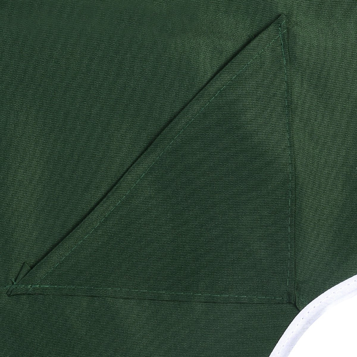 168x114cm, Beige Blitzzauber24 Tetto per Dondolo da Giardino Copertura di Ricambio Universale per Dondolo in Poliestere