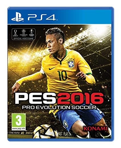 Buy PES 2016 (PS4) Online at Low Prices in India | Konami