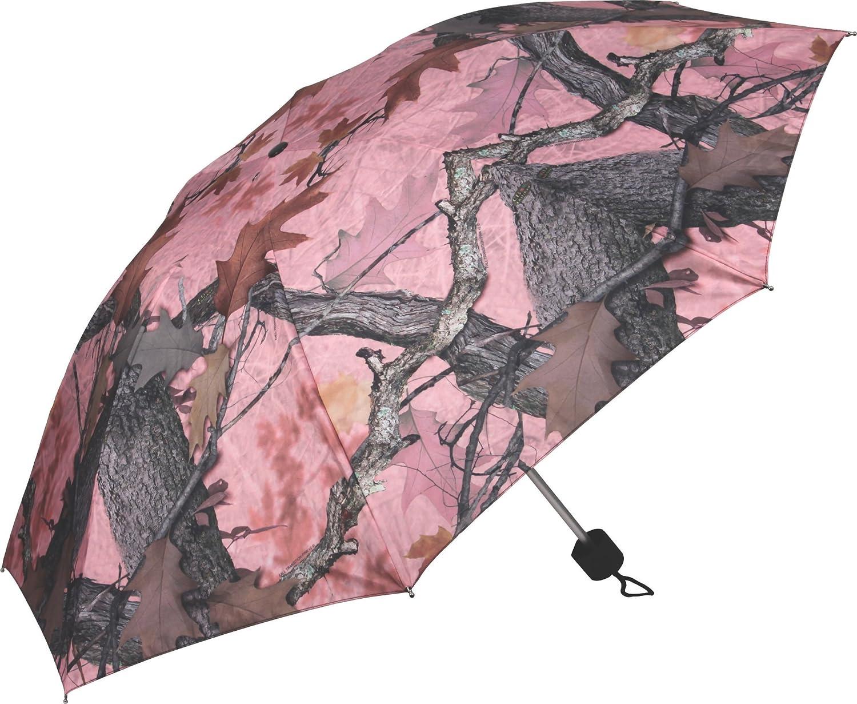Inside Out Umbrella Keeps Rainwater Inside Ladies Wrist Loop Handle Pink Black