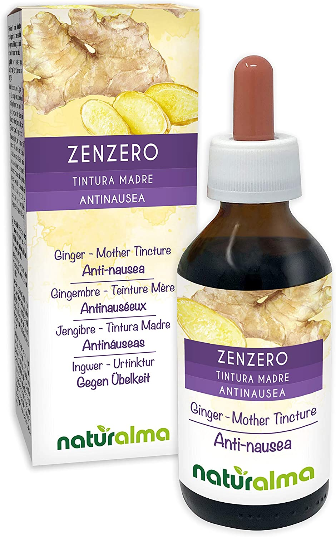 JENGIBRE (Zingiber officinalis) rizomas Tintura Madre sin alcohol ...